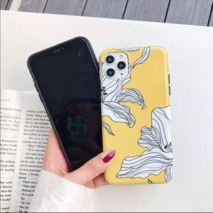 NEW  iPhone 12/11/Pro Max/XR Art case